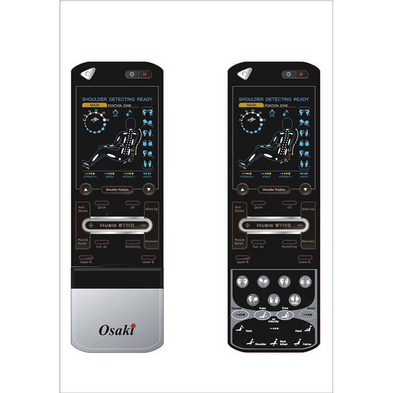OSAKI OS-7200H REMOTE CONTROL