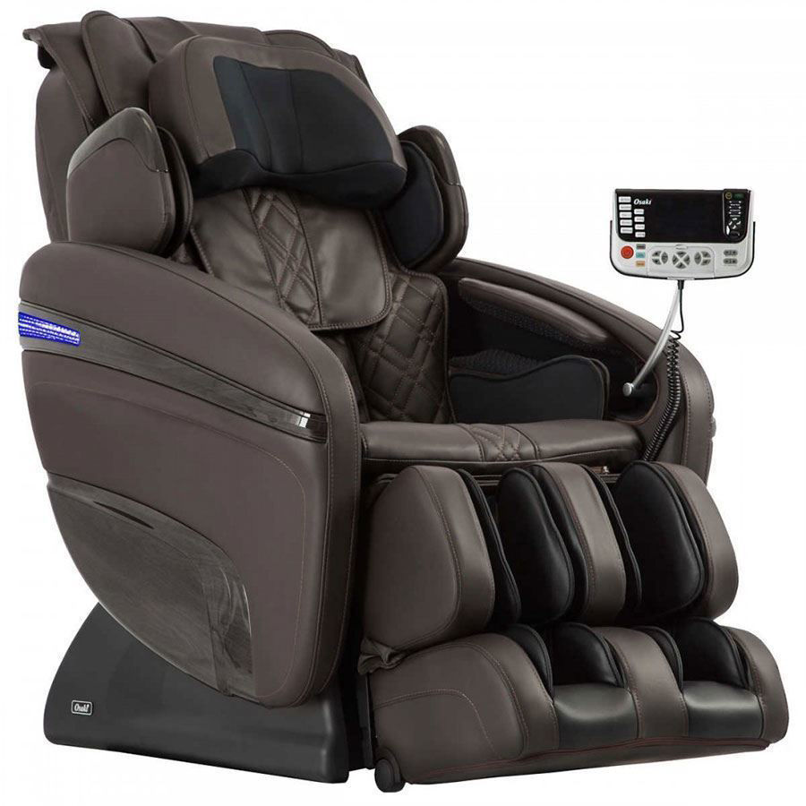 Osaki OS-7200H Pinnacle Massage Chair Brown