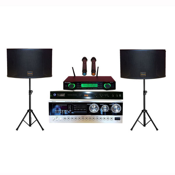 Picture of SSKaudio 2000 Watt Karaoke System Package