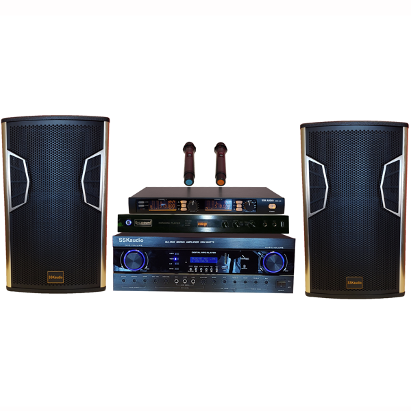 Picture of SSKaudio 3000 Watt Karaoke Package
