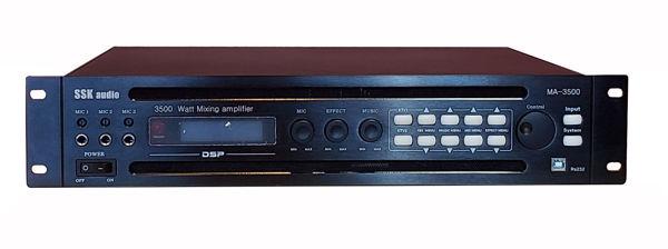 Picture of SSKaudio MA-3500 3500 Watt Mixing Amplifier