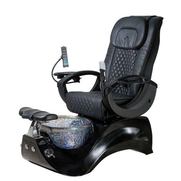 Hình ảnh Alden Crystal Pedicure Chair