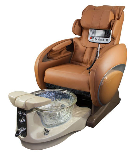 Picture of FIORI 8000 Crystal Pedicure Spa Chair