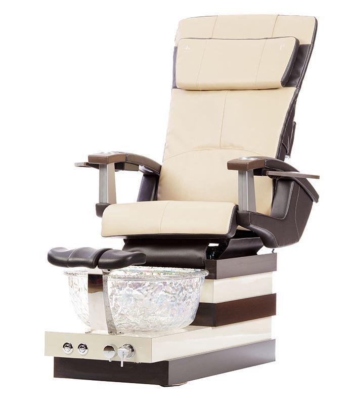 Hình ảnh Gspa W Human Touch Pedicure Spa Chair