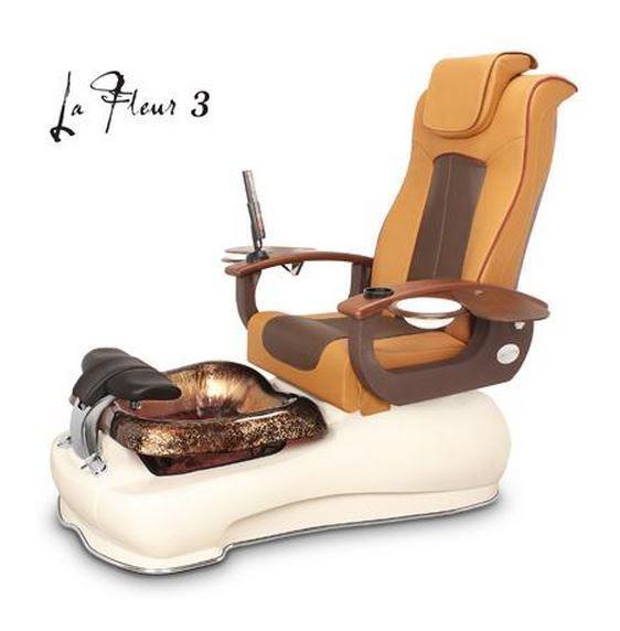 Picture of La Fleur 3 Pedicure Chair