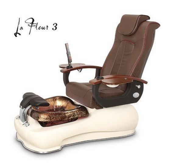 Hình ảnh La Fleur 3 Pedicure Chair