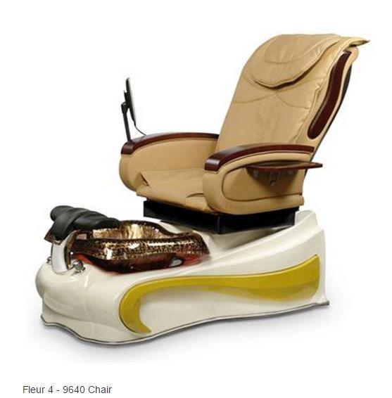 Hình ảnh La Fleur 4 Pedicure Chair