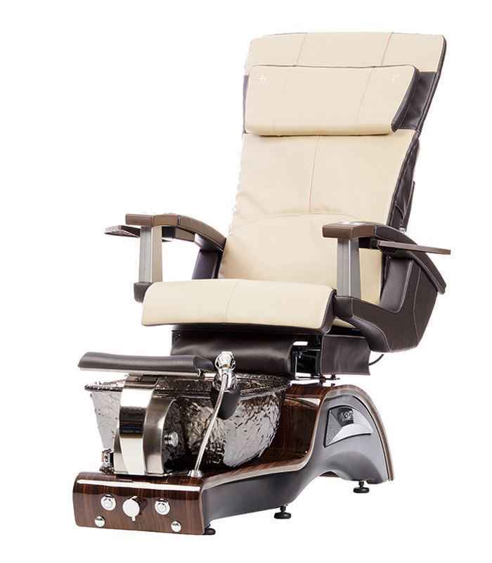 Hình ảnh STELLAR Wood Pedicure Spa Chair