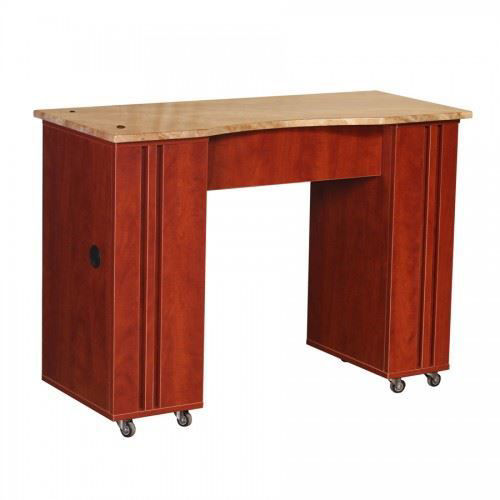 Hình ảnh ADELLE Full Marble Manicure Table