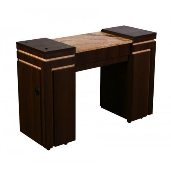 Picture of CARINA Half Marble Manicure Table