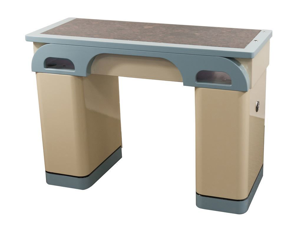 Picture of FIORI 110 Blue Manicure Table