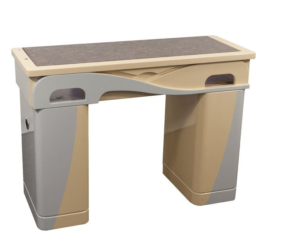 Picture of FIORI 110 Champange  Manicure Table