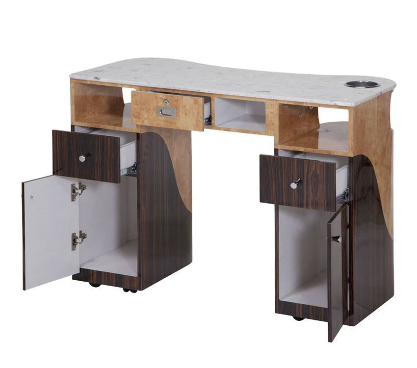 Picture of T105G Manicure Table