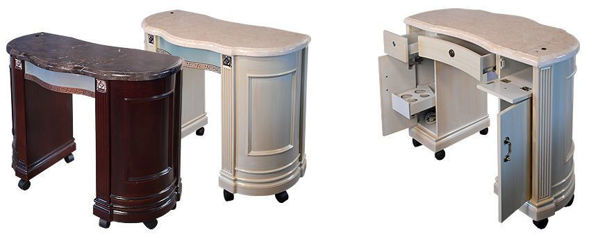 Picture of ZM Compact Manicure Table