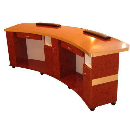 Hình ảnh Double Manicure Table NT20