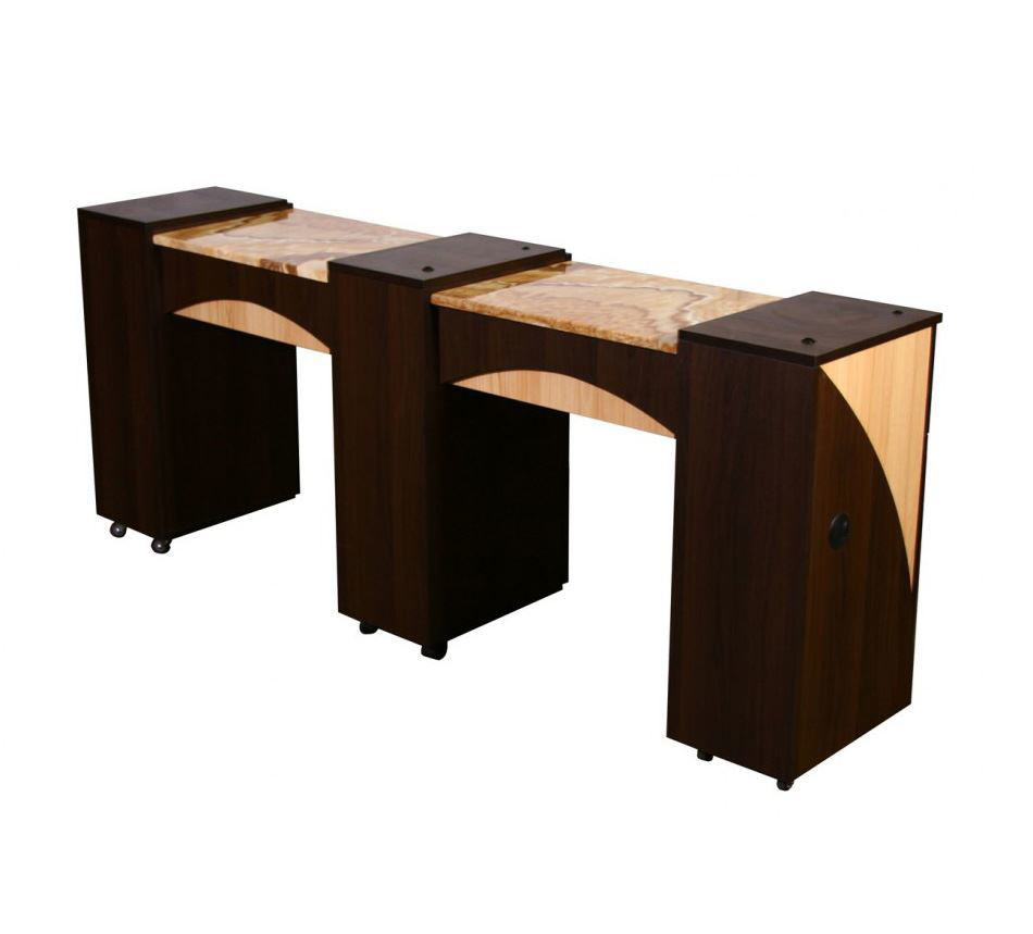 Picture of EDITA Double Manicure Table