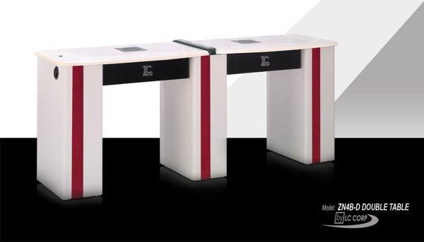 Hình ảnh ZN4BD Doubel Manicure Table