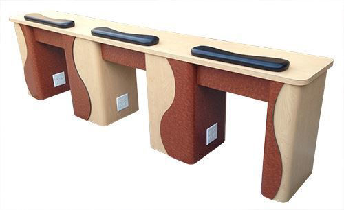 Picture of Triple Manicure Nail Table NT62T