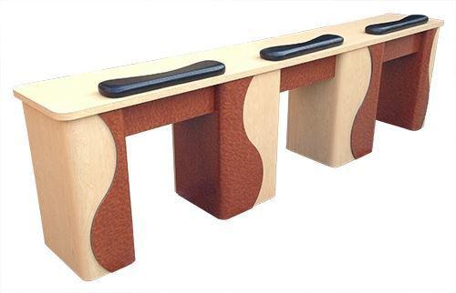 Hình ảnh Triple Manicure Nail Table NT62T