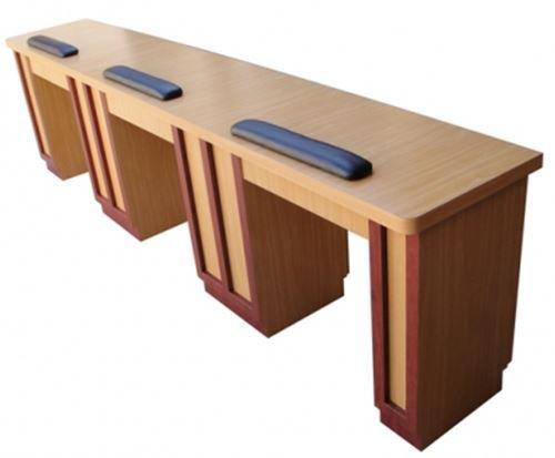 Hình ảnh Triple Manicure Table NT26