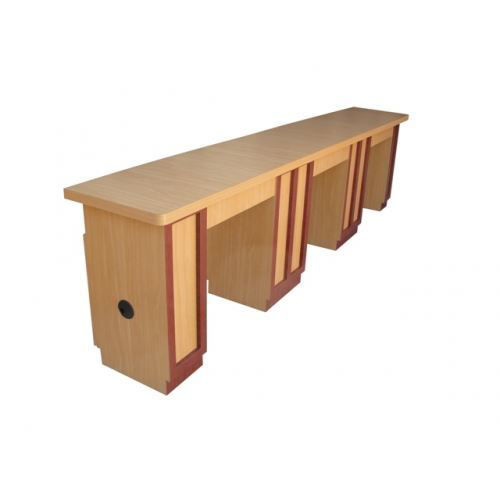 Picture of Triple Manicure Table NT26