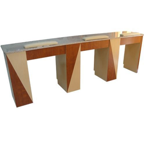Picture of Triple Manicure Table NT70T