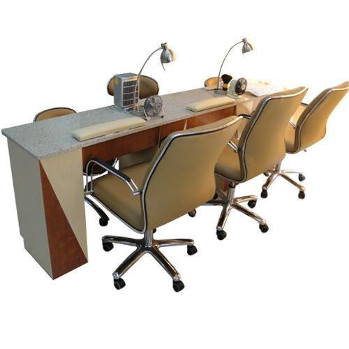 Hình ảnh Triple Manicure Table NT70T