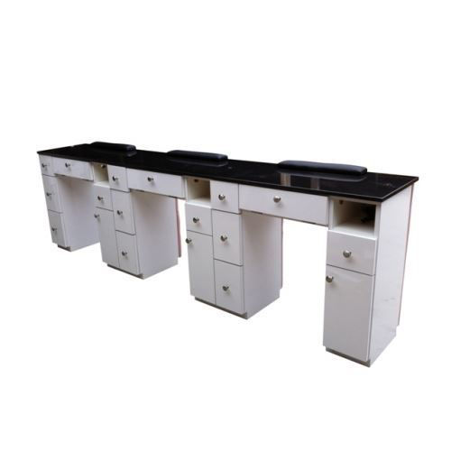 Picture of Triple Manicure Table NT70T1