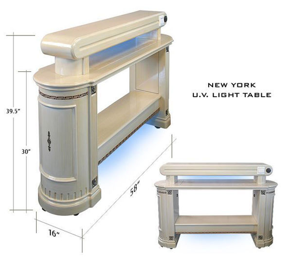 Picture of NEW YORK Nail Dryer Station