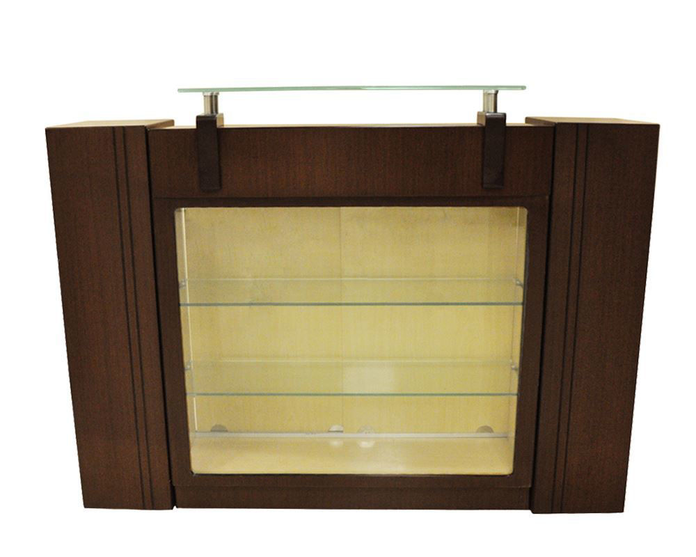 Picture of BERKELEY Reception Desk With Display