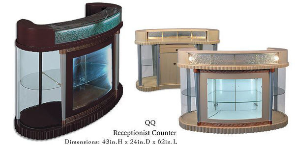 Picture of QQ Receptionist Counter