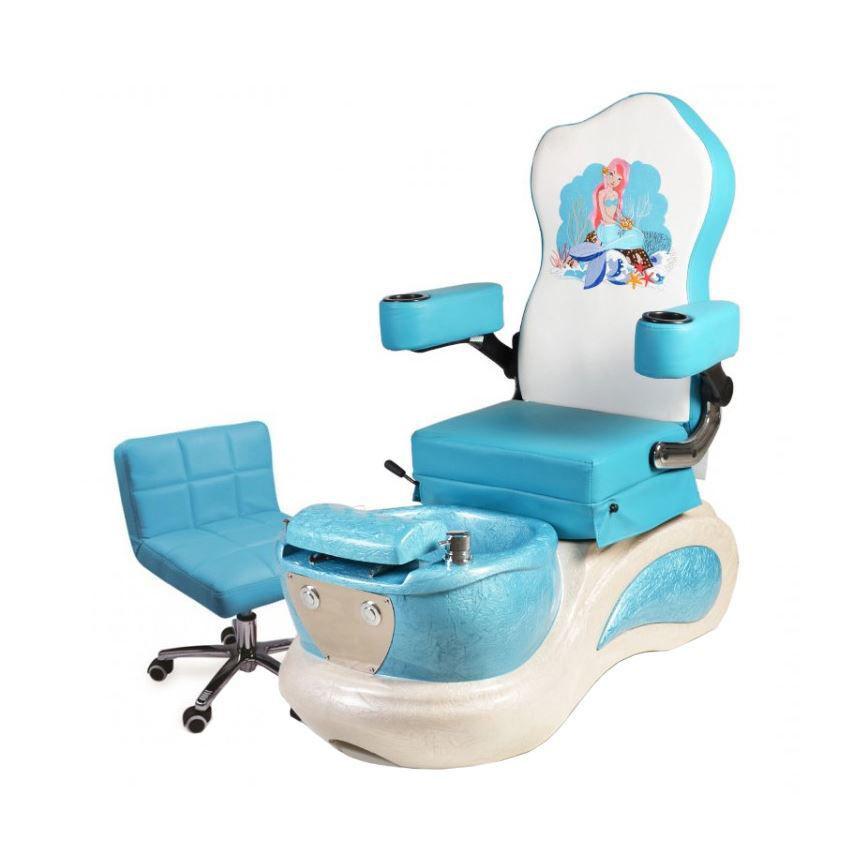 Hình ảnh The Little Mermaid-Kids Pedicure Chair