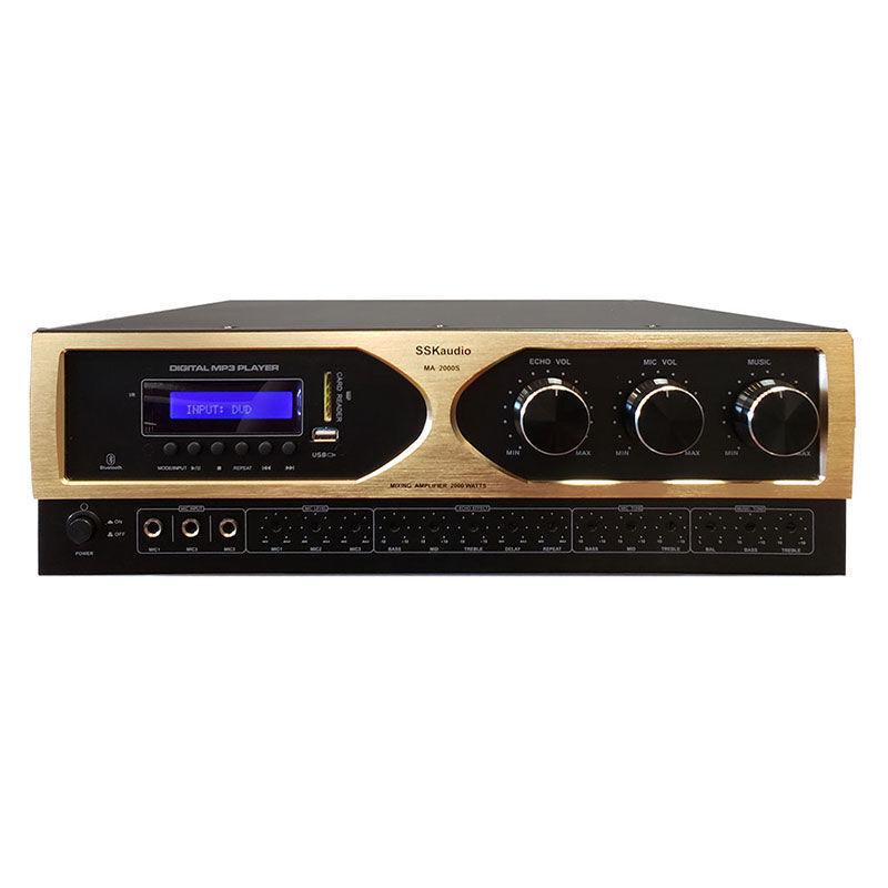 Picture of SSKaudio 600 Watt Karaoke System