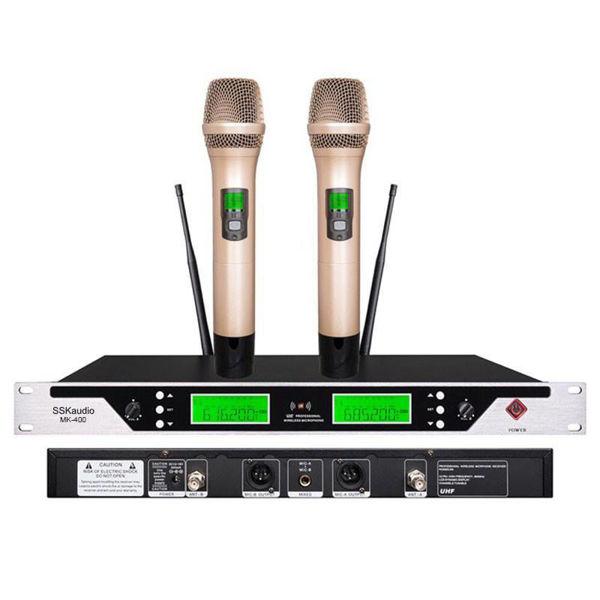 Picture of SSKaudio MK-400 UHF Wireless Microphone